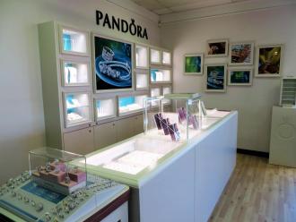 Pandora display
