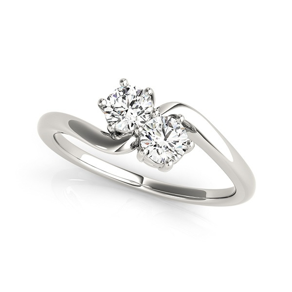 ring bands s cut engagement round stone vs f is image band brilliant wedding itm diamond platinum loading
