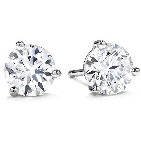 1 3ct Diamond Stud Earrings
